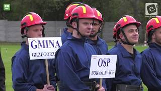 XI Powiatowe Zawody Sportowo-Pożarnicze jednostek OSP