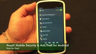 avast Mobile Security video review