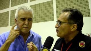 Buba Germano fala sobre orçamento democrático em Sousa