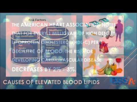 Blood lipids and cardiovascular risk