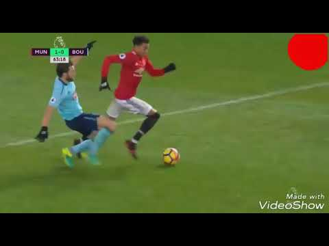 Manchester United vs Bournemouth 1-0 Goals & Extended Highlights HD 2017