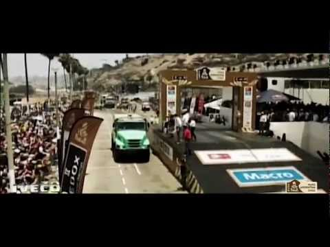 Iveco Dakar 2013 – The Movie