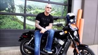 6. 2015 Harley-Davidson® XG750 - Street™ 750 - Review Chris Hardy