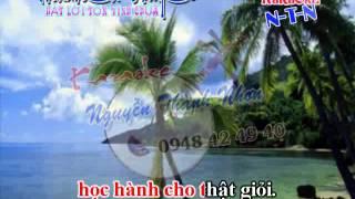 Karaoke THANHCA VC-CHUA LA NGUON TRONG CAY (DAY DAO)
