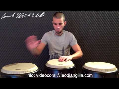 Congas Videolessons