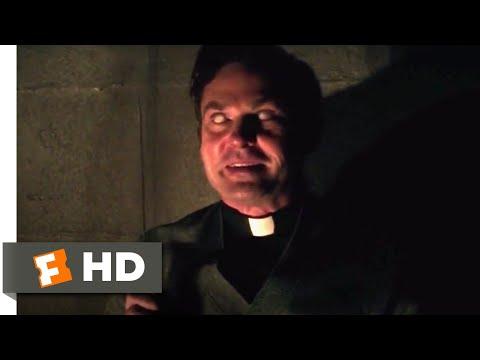 Ouija: Origin of Evil (2016) - Possessed Priest Scene (6/10) | Movieclips