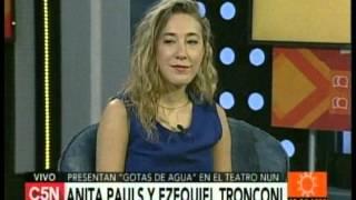 Video C5N - Viva la tarde:  Entrevista a Anita Pauls y Ezequiel Tronconi MP3, 3GP, MP4, WEBM, AVI, FLV Oktober 2017
