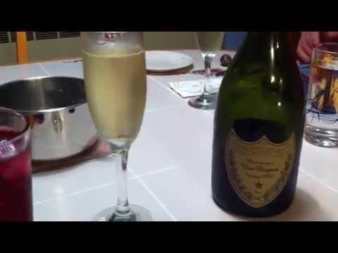 Werby's Booze Review: Dom Perignon Vintage 2004.