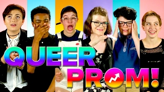 Video High School Seniors Get A Surprise Invite To Queer Prom MP3, 3GP, MP4, WEBM, AVI, FLV Mei 2019