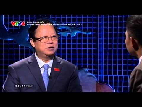 Ngoại giao nhân dân trong quan hệ Mỹ - Việt
