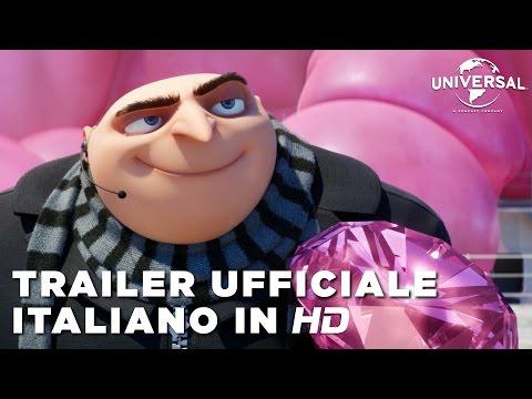 Preview Trailer Cattivissimo Me 3, teaser trailer ufficiale