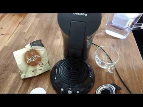 Im Test: Die Philips Senseo mit Cappucino Pads