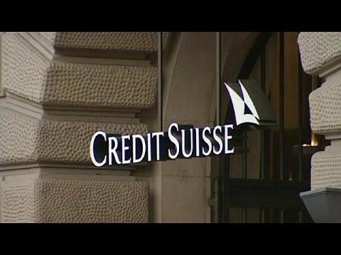 Credit Suisse'in ilk çeyrek karı düştü