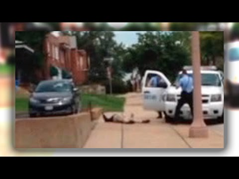 so - A disturbing cellphone video of a St. Louis police shooting has sparked some concern as protests in nearby Ferguson over the controversial killing of 18-year-old Michael Brown entered an...