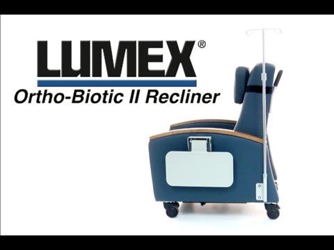 Lumex® Ortho-Biotic II Clinical Care Recliner-Series FR597