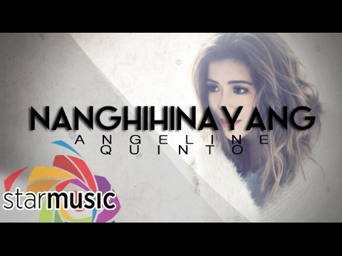 Angeline Quinto - Nanghihinayang (Official Lyric Video)