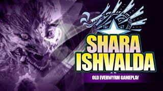 Shara Ishvalda Gameplay (Old Everwyrm) | MHW Iceborne