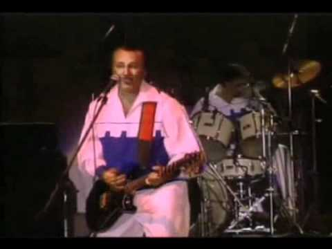 The Merrymen - Live Clips from Garry Sobers Gymnasium 1997
