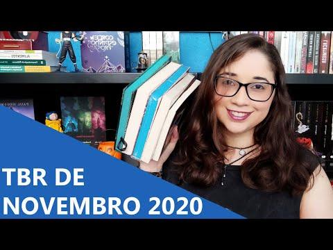 TBR DE NOVEMBRO: Quero ler MUITO! ? | Biblioteca da Rô