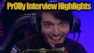 CoL Pr0lly Interview Highlights Ft. Travis