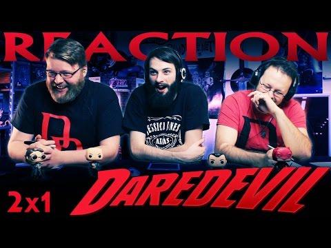 """DareDevil 2x1 Season Premiere REACTION!! """"Bang"""""""
