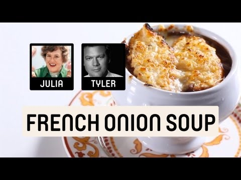 French Recipe: Two Great Recipe on How to Make French Onion Soup