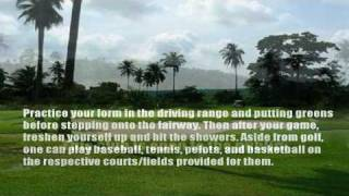 Canlubang Philippines  city images : Canlubang Sugar Estate Athletic Association Golf Course Laguna Philippines