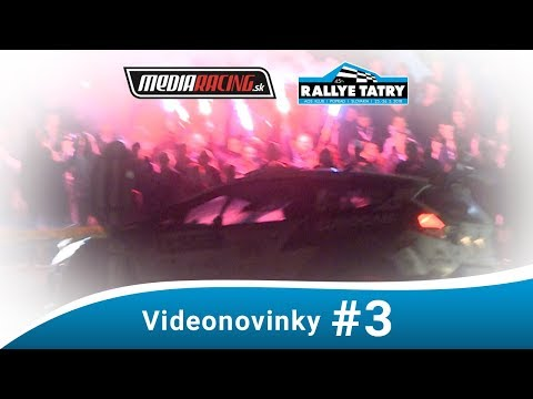 45. Rallye Tatry 2018 - RS1 Poprad - okruh - prejazdy