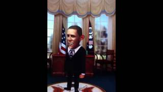 Obama Live Wallpaper YouTube video