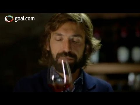 Andrea Pirlo - playmaker to winemaker