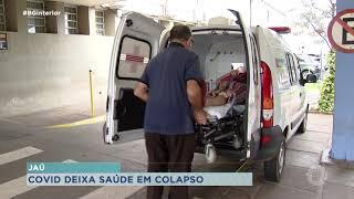 Santa Casa de Jaú pede ajuda para transferir pacientes