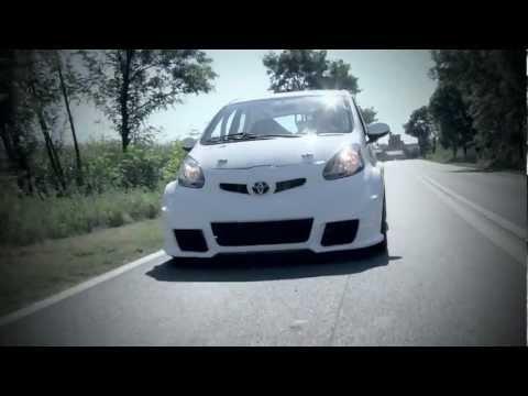 Toyota aygo sport фото