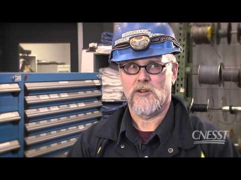 Jacques Lajoie  Opérateur de machinerie lourde ArcelorMittal Exploitation minière Canada