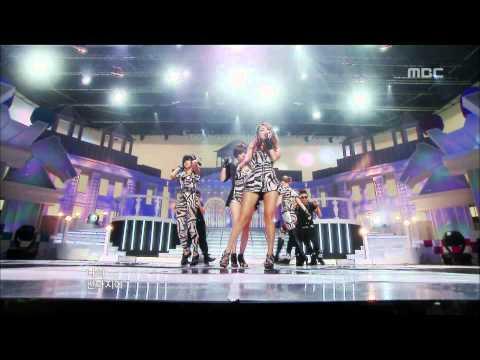 Brown Eyed Girls – Abracadabra, 브라운 아이드 걸스 – 아브라카다브라, Music Core 2009