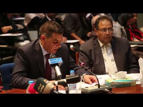 بنغازي : ورشة عمل بعنوان القوانين المساندة لإعادة الإعمار