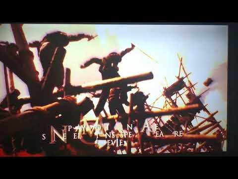 The Legend of Zorro (2005) - Main Menu (DVD)
