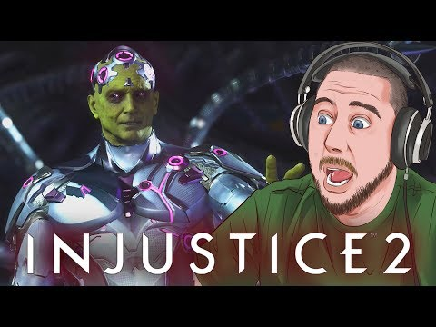 BRAINIAC IS UNLOCKED NOW! | Injustice 2 Gameplay PART 2 (Playstation 4)