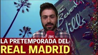 Video Así será la pretemporada del Real Madrid | Diario AS MP3, 3GP, MP4, WEBM, AVI, FLV Juni 2017