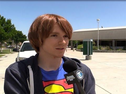 internetsensation - Pitman High junior Brett Nichols became an internet sensation overnight when his talent show performance of Michael Jackson's
