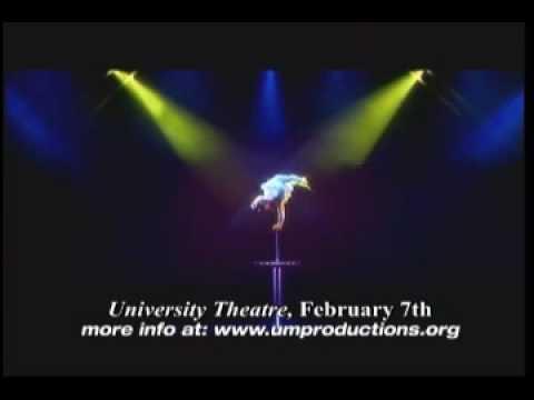 New Shanghai Circus - Missoula, MT - Feb 07 09 - University Theatre