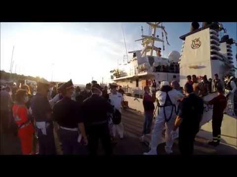 Ufo Pugliese il sindaco Yachtman che dimentica la Giornata dei Migranti