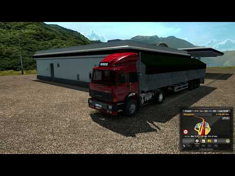 Iveco 190-38 Turbo V8 Sound v2.0