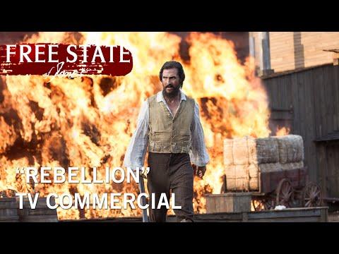 Free State of Jones (TV Spot 'Rebellion')