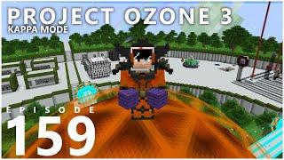 Project Ozone 3 Kappa Mode - CHAOS PLANKS [E159] (Modded Minecraft Sky Block)