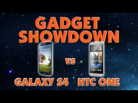 davomrmac - Gadget Showdown - Samsung Galaxy S4 vs HTC One ... which one will win in this new showdown between two of the latest (for 2013) Google Android smartphones. W...