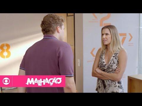 Malhação: Pro Dia Nascer Feliz I capítulo 180 da novela, terça, 11 de abril, na Globo
