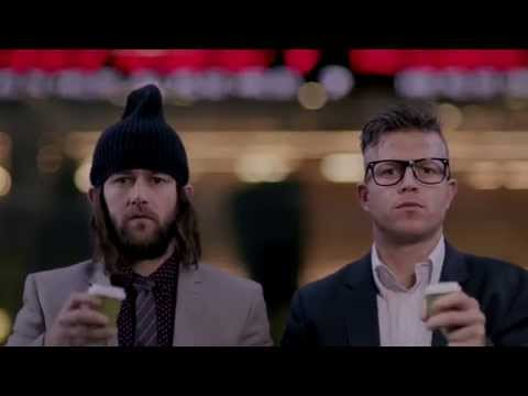 """FUCK THE BANKS"" by the Bondi Hipsters"