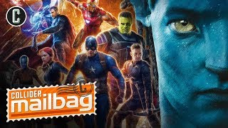 Is Marvel's Avengers: Endgame Rerelease a Cheap Stunt To Beat Avatar? - Mailbag by Collider