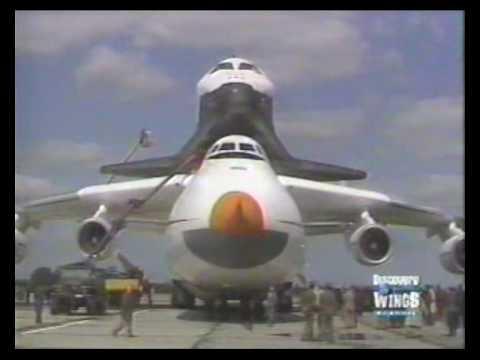 The An-225 Mriya NATO reporting...