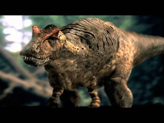 Allosaurus Noises Allosaurus Sound Effec...